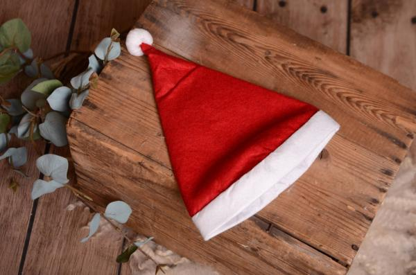 Santa Claus hat for baby