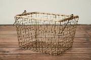 Rectangular basket 37 cm