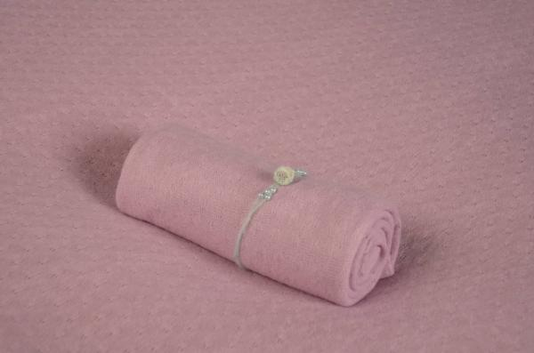 Lilac Amsterdam fabric for bean bag