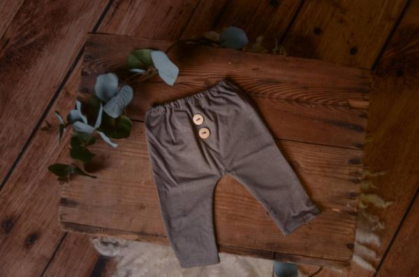 Mink stitch pair of pants